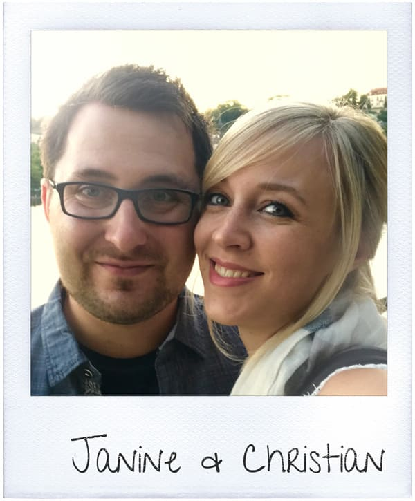 Abenteurer Janine & Christian