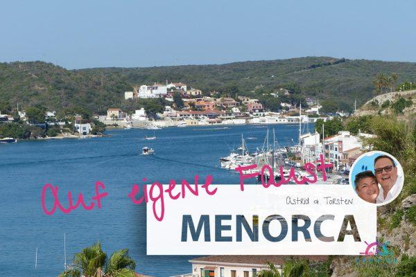 Mietwagen auf Menorca
